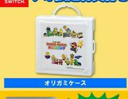 Switch Paper Mario The Origami King Geo Orijinal Edition Origami Case Only