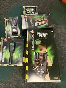 8+ Spirit Halloween Ghostbusters Complete Deluxe Proton Pack, Trap, Goggles, +