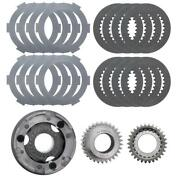 Synchro Upgrade Kit Synchronizer. Lo Range Hub Compound Gear And Assembly