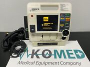 Lifepak 12 Biphasic 3l Aed And Pacing/ Re-certified 1-year Warranty