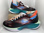 Mens Nike N110 D/ms/x Blue Black Size 14 New / At5405-001. Rare Color