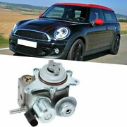 High Pressure Fuel Pump For Mini R56 R57 R58 R59 1.6t Cooper S And Jcw N14 Engine