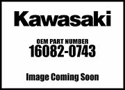 Kawasaki 2015-2020 Concours Pump Assembly Oil Abs 16082-0743 New Oem