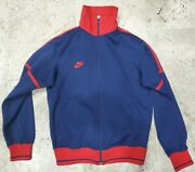 Ultra Rare 1985 Nike Chinese Edition Warmup Jacket Youth Or Womenand039s Size Small