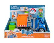 Nib Blippi Recycling Truck Garbage Recycle Play Vehicle Talkingandnbspnew Fast Ship