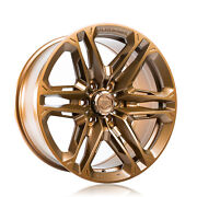 Fits 09+ Ford F-150 And Raptor 20 Bronze Venomrex Vr-604 Flow Forged Wheels 4 Pcs