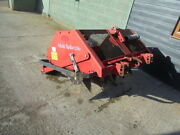 Multispike 1200/tractor Aerator/tractor Mounted Andpound1095 + Vat