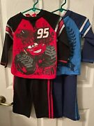Disney Cars Movie Toddler Boys Clothes Shirt And Pants Size 24 Months Very Goodandnbsp