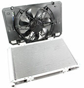 Can-am 2014 Outlander Max 650 Radiator And Cooling Fan 709200286 New Oem