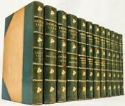 Rare 1888 Life And Works Of Charles Lamb Limited Edition Illustrated Leather
