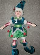 Katherineand039s Collection Elf Christmas Shelf Sitter Poseable 20 From 2012