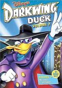 Darkwing Duck - Vol. 2 Dvd 2007 3-disc Set Bilingual Free Shipping In Canada