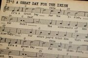 Judy Garland Roger Edens Song Card 1947 Mgm Film Itand039s A Great Day For The Irish