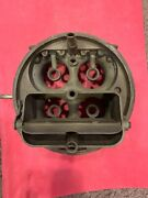 1971 Corvette 454 Ls6 Auto Holley Carb.4802/3456 Service Date Body Only Used