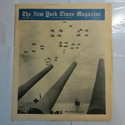 The New York Times Magazine September 9 1945 The Watch Over Japan War Tm