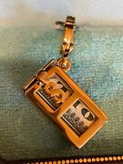 Nwt 2004 Juicy Couture Money Cage Charm Yjru0124 Extremely Rare