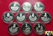 1996 Solomon Islands 5 Dollars 500 Years Of British Empire Silver Proof Coin