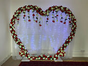 Heart Wedding/party Arch