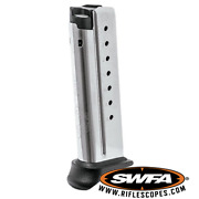Springfield Armory Xde0908h Xd-e Magazine 9mm Luger 8 Round Steel Stainless Fin