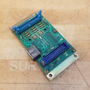 Fanuc A20b-1003-0045/01a Operator Panel Connector - Used