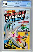1st Jla Brave And The Bold 28 Dc Loot Crate Full Reprint Cgc 9.8 Nm/mt