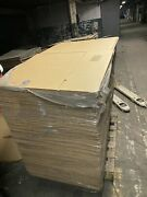 Large Lot Of 55 Pallets Used Cardboard Boxes Mixed Sizes Grade B Shipping