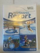 Wii Sports Resort - Case And Game Disk Included