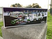 2013 Collectible Hess Truck And Front Loader