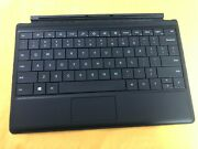 Microsoft Surface Type Cover Black For Surface Rt La042021