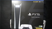 Sony Playstation 5 Ps5 Console Digital 825gb Bundle Boxed - And039the Masked Manand039