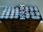 Vintage Viewmaster Gaf 3-d Viewer And45 + Reels From 1946 Mostly Disney