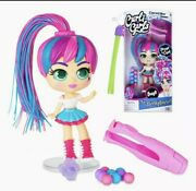 Curligirls Bayli Hairstyling Doll With Magicurl Hair - The Birthday Girl New