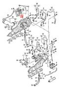 Genuine Audi A6 Avant Exhaust Gas Turbocharger Water-cooled 079145722