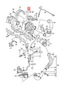 Genuine Audi Vw Skoda Seat Exhaust Manifold With Turbocharger 04l253020a