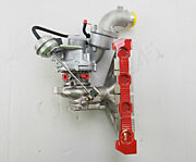 Genuine Vw Exhaust Manifold With Turbocharger 06j145722d