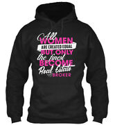 Teespring Broker Classic Pullover Hoodie - 100 Cotton - 100 Cotton