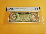 Belize Note Low Serial No