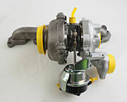 Genuine Audi A4 Avant S4 Quattro Exhaust Manifold With Turbocharger 04l253020n