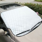 Windshield Snow Cover Car Winter Window Covers Cars Suv Windshields Protection