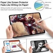 Screen Protector For Ipad Tablet Paper Like Anti Glare Painting Film Matte Top