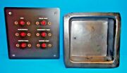 Boat Control Accessory Instrument Panel Amp 3a,5a,20a,50a And Box