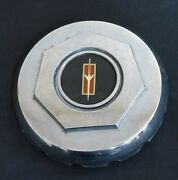 Vintage 1960and039s-70and039s Emblem Oldsmobile Steering Wheel / Rally Wheel Center Cap
