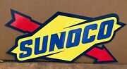 Sunoco Signs / Gas And Oil / Sunoco Gifts / Outdoor Garage Signs For Men