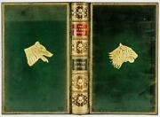 1925 Two Jungle Books By Rudyard Kipling Riviere Binding Illustrated Leather