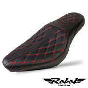 Race Soft Seat Cushion Replacement Tail For Honda Rebel Cmx 300 500 2017-2020
