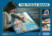 Gibsons The Puzzle Board Jigsaw Puzzle Accessory Mat Storage 1000 Pieces - G9000
