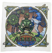 Phish ⚾️ Wrigley Field - Chicago🦎 Concert Poster By David Welker Andrsquod /1000