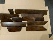 Bmw E34 Restyling Wooden Trim Restyling Full Set