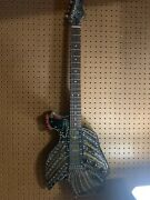 Authentic Super Chikan Electric Blues Guitar From The Mississippi Delta