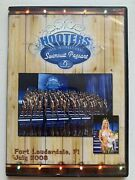 2008 25th Anniversary Hooters International Swimsuit Pageant Dvd Rare